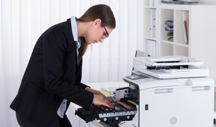 printers for lease